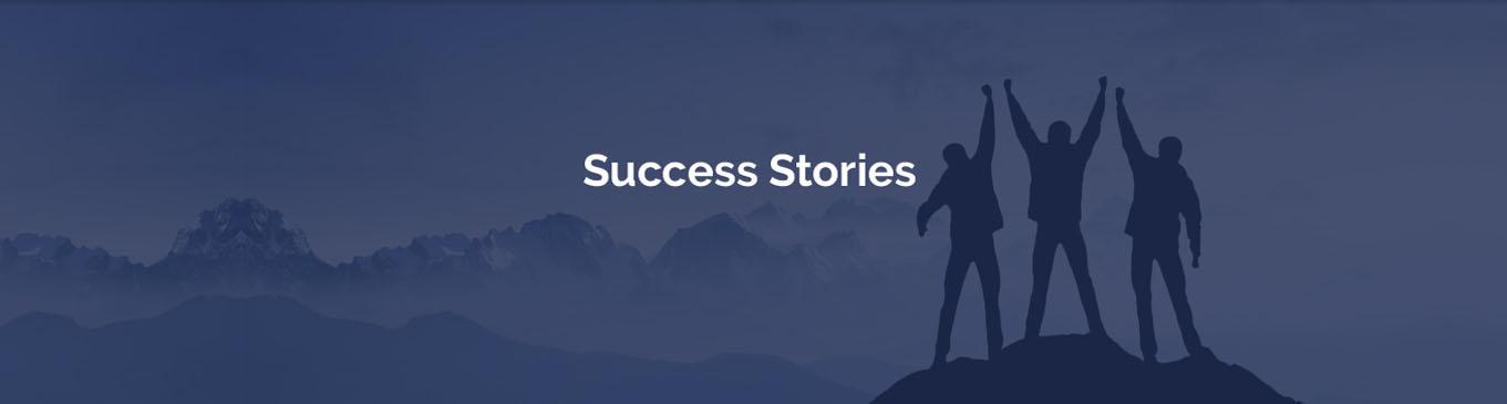AIM2EXCEL helped children in choosing the career goals. Read the stories.
