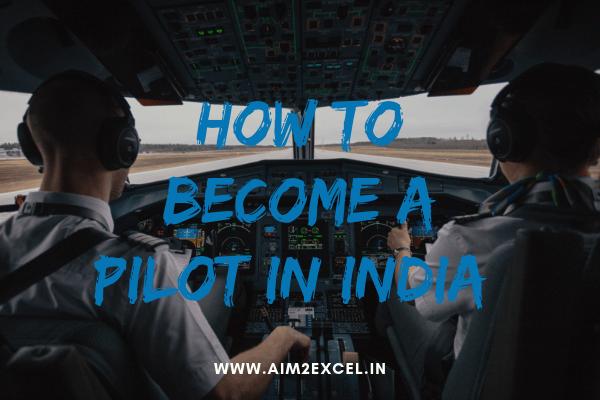 pilot course in india