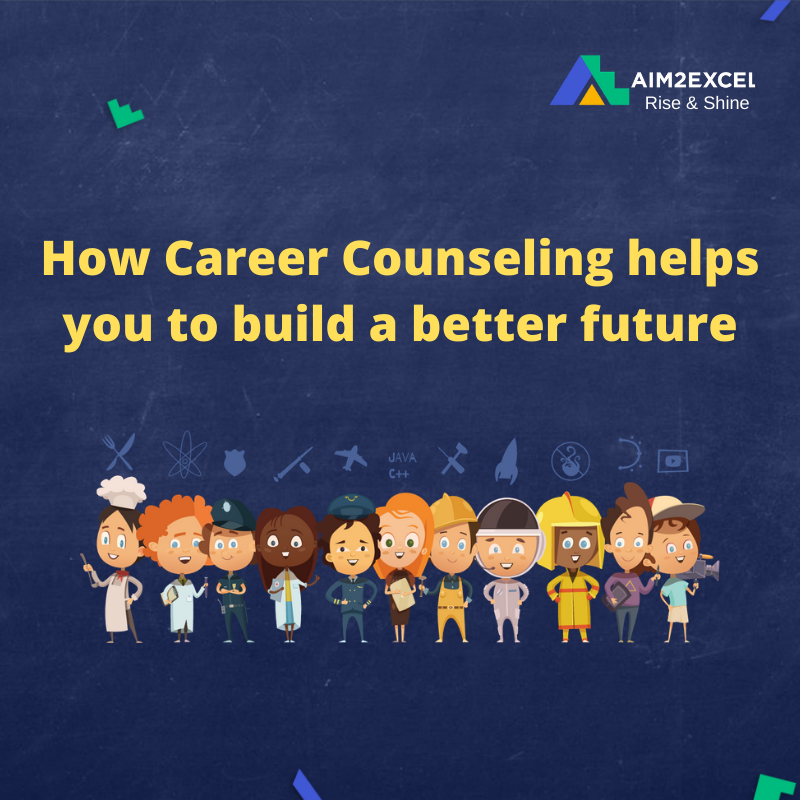 How Career Counseling helps you to build a better future